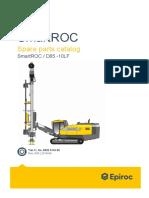 Manual de Partes Smart Roc D65 - 2018