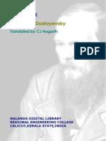 Fyodor Dostoyevsky  - Poor Folk 308p 9781592244317 1592244319
