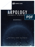 ARPOLOGY Cinematic Dimensions Manual