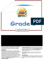 Grade1 Suggested Literacy Curriculum