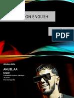Presentacion Ingles