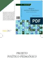 Projeto pedagógico Paulo Freire