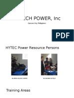 Hytech Power