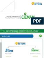 PPT CIEMAM - UNIVERSIDADES