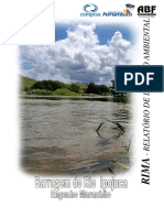 Rima Das Barragens Do Rio Ipojuca Tudo