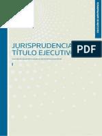 Jurisprudencia del Titulo Ejecutivo.docx