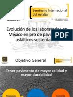 13 Hda Evolucion de Los Laboratorios en Mexico