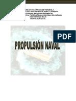 Influencia de la propulsión Naval