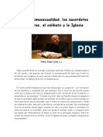 Sobre La Homosexualidad, Los Sacerdotes Pederastas - Padre Loring