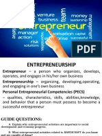 ENTREPRENEURSHIP 9