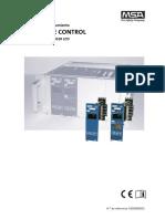 9010-9020 Controller Operating Manual - ES