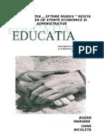 25439129-Formele-educaţiei-proiect