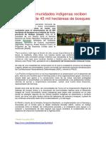 Nueve comunidades indígenas reciben concesión de 45 mil hectáreas de bosques.docx