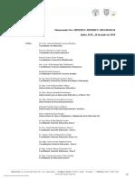 RENUNCIA A TODOS LOS COORDINADORES ZONALES DE EDUCACIÓN