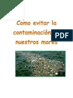 Contaminación de Nuestros Mares