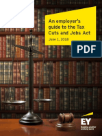EY Employer Guide to the Tax Cuts and Jobs Act
