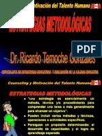 ESTRATEGIAS METODOLOG