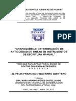 MÉTODO DEL ESTUDIO TÉCNICO DOCUMENTOSCÓPICO DrFelixFNavarroQuinteroGrafoquimica.pdf