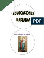 Advocaciones Marinas