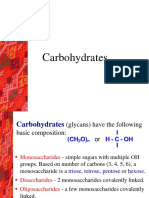 Carbohydrates Ppt