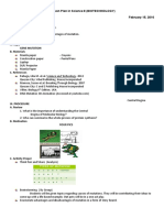 Lesson Plan (Gene Mutation)Docx