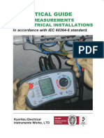 A Practical Guide to the Measurement IEC60364-6.en.es