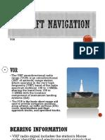 Lecture 5 - Aircraft Navigation