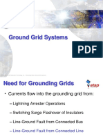 Ground Grid Systems