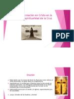 La Transformacion en Cristo Jose Ortega
