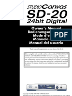 276 Page SD-90 Manual