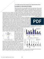 ISMRM 1788, 2011 -Maximum DBdt and Switching Noise in 1.5T MRI Scanner