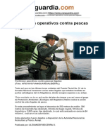 Pesca en el rio magdalena