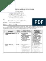 Informe Rosario Vilca - 6A