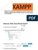 Manual Para Descargar Xampp