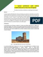 Articolo-Archeoastronomia -Ipotesi Preliminari Sulle Valenze Archeoastronomiche Della Chiesa de La Vera Cruz Di Segovia