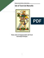 01. Mirando El Tarot de Marsella - Enrique Enriquez