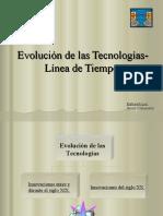 Evolución de las Tecnologías Grisel Colmenarez