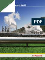 EN50027 Geothermal Power Brochure