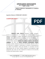 Habeas Corpus Tjpa Paulo Rodrigues