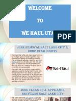 Salt Lake City Yard Cleanup