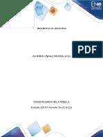 Guía de actividades y rúbrica de evaluación - Tarea  2 - Sistemas de ecuaciones lineales, rectas, planos y espacios vectoriales (1) (1) (Reparado)