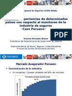 Análisis Del Sector Seguros en Perú