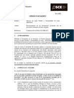 Opinión OSCE 067-12-2012 - Enriquecimiento Sin Causa