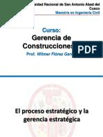 PPT Curso Gerencia de Las Construcciones I