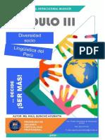 03_diversidad Socio Lingüística Del Perú_erib_2019