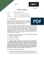 Opinión OSCE 071-12-2012 - Ejecución de La Garantía de Seriedad de Oferta