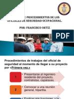 Manual de Procedimientos de Los Oficiales de Seguridad