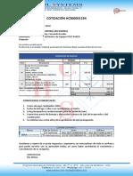 1234 Cotización Suministro e Instalación de Equipos SPLIT PARED MIDEA CONTROL MIX
