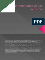 Anticontaminantes de un vehículo.pptx