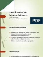 Deshidratacion Hipernatremica Lola